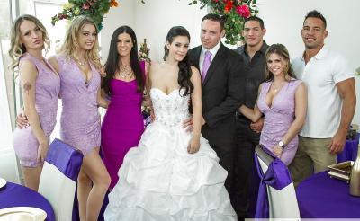 Порно на свадьбе 1 фото