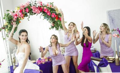 Порно на свадьбе 3 фото