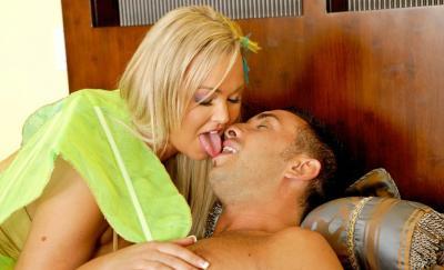 Секс с грудастой любовницей 5 фото