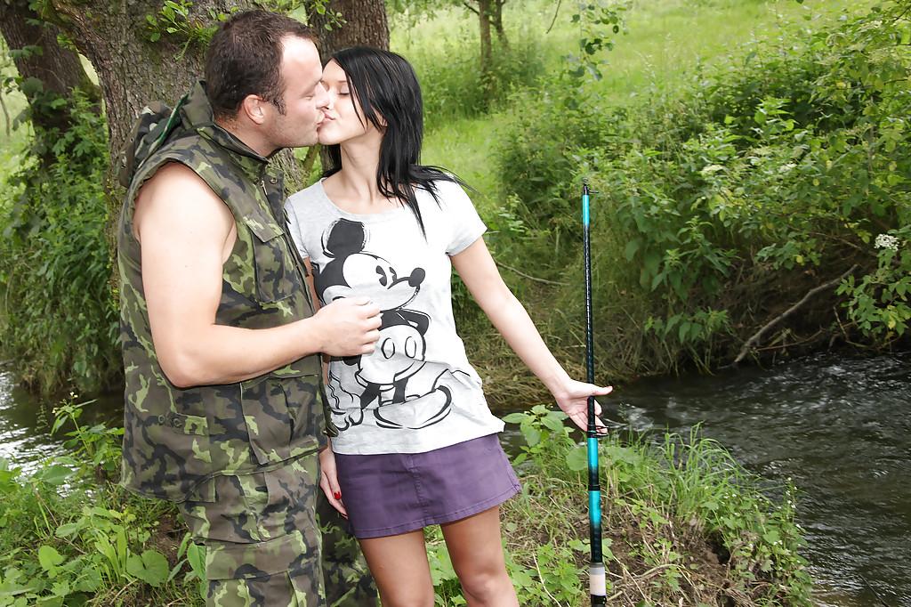 Fishing trip turned to sex tnaflix porn pics