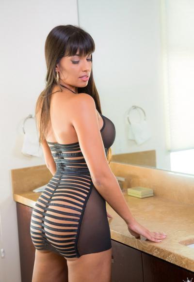 Сексуальная порномодель Мерседес Каррера с сочными формами 9 фото