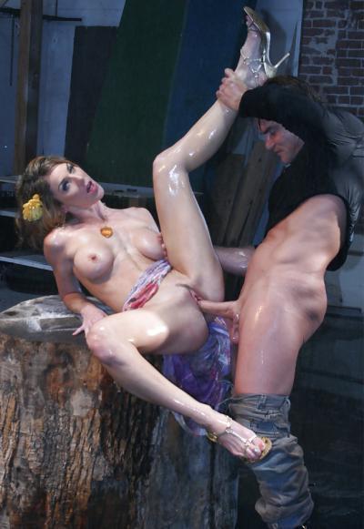 Красивый мокрый секс 13 фото