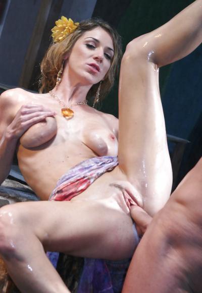 Красивый мокрый секс 14 фото