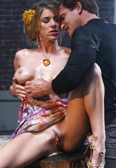 Красивый мокрый секс 4 фото