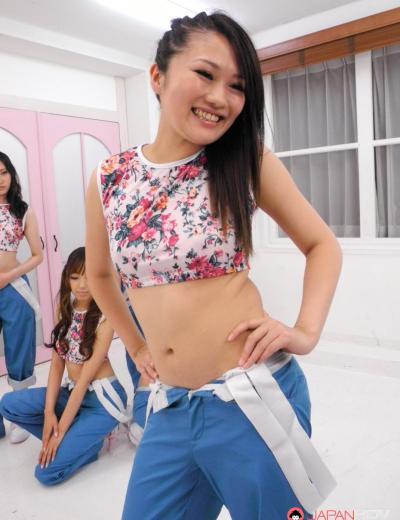 Большая азиатская групповуха 2 фото