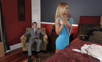 Красивый секс с Николь Энистон 1 фото