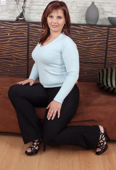 Зрелая жена с большой задницей 3 фото