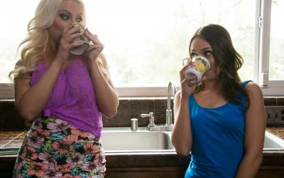 Лесбиянки полируют щелки 2 фото