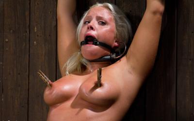 Насильно довел до оргазма пухлую блонду 11 фото