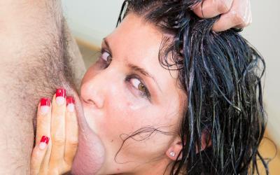 Жесткий красивый секс в масле 20 фото