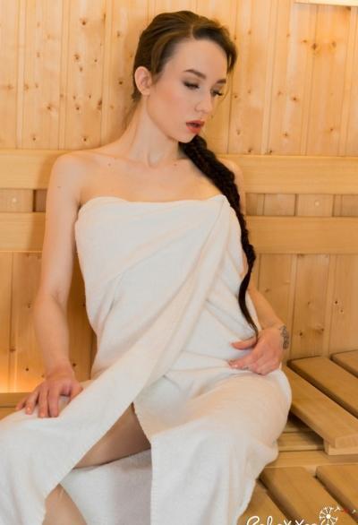 Русский секс в бане 1 фото